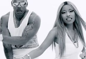 Nelly ft. Nicki Minaj, Pharrell: Get Like Me (Music Video)