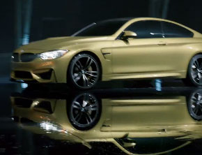 BMW Previews The Concept M4 Coupe (Video)