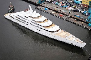 The World's Largest Superyacht: The Azzam