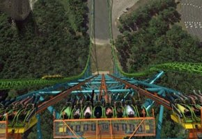 NJ Six Flags To Launch Tallest Roller Coaster In The World