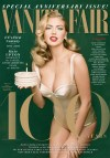 Kate Upton Covers Vanity Fair's 100th Anniversary Issue