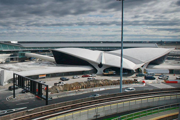 TWA Terminal at JFK NYC