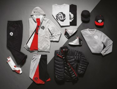 D Rose 4 signature collection
