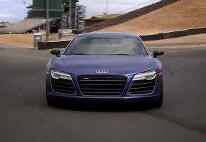 Audi's Sportscar Experience With The 2014 R8