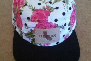 The Blonde Locks 'Smell The Roses' 5-Panel