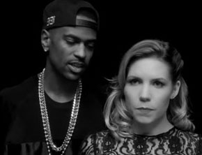 Skylar Grey ft. Big Sean & Travis Barker - Back From The Dead (Music Video)
