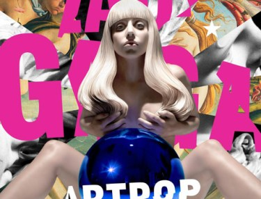 Lady Gaga - ARTPOP cover