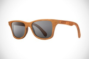 Shwood For Pendleton Canby Wooden Sunglasses