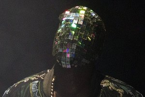 Kanye West - Yeezus Tour masks by Maison Martin Margiela