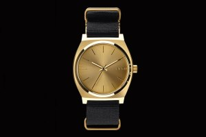 Nixon x Colette 2013 Gold Time Teller Watch