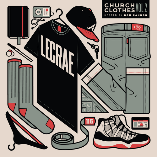 Lecrae - Church Clothes 2 (Mixtape)