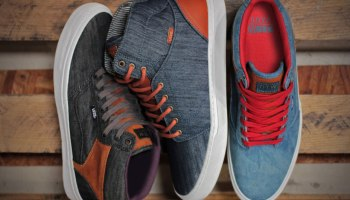 10dd31cbdd Vans OTW Collection Holiday 2013 Denim Pack