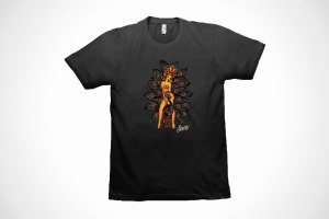 Sailor Jerry Releases Thanksgiving-Inspired T-Shirt