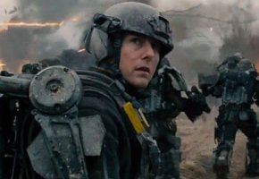 Edge Of Tomorrow (Official Trailer #1)