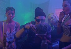 Chris Webby - Down Right (NSFW Video)