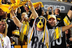 NFL fans - Pittsburgh Steelers
