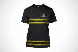 Guinness Releases Limited Firefighter-Inspired Tee