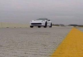 2014 Hennessey Corvette Stingray Hits 200 MPH