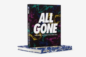'All Gone 2013' Book On Its Way