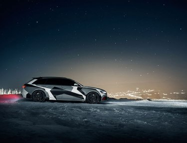 Jon Olsson's 2014 Winter Audi RS6
