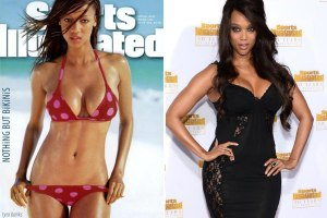 Sports Illustrated Swimsuit Covers: Then & Now