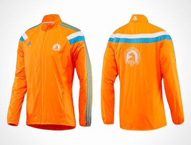 Adidas 2014 Official Boston Marathon Apparel Collection