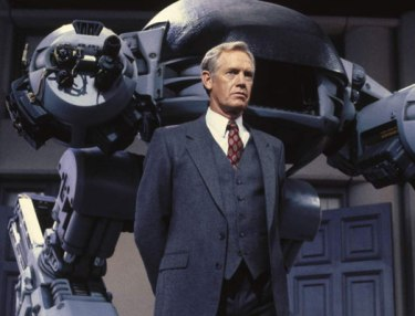 Ed-209 from RoboCop original