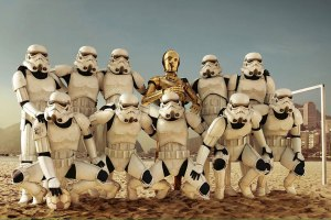 VISA Taps Star Wars, The Simpsons For World Cup 2014 Campaign