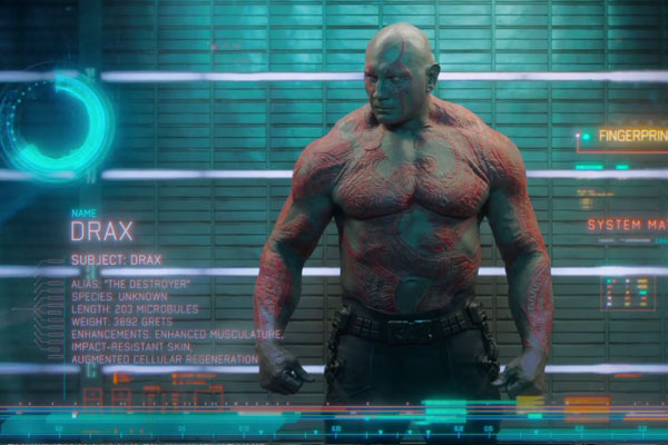 Guardians of the Galaxy (Official Trailer)