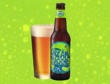 Magic Hat Brewery's Dream Machine IPL