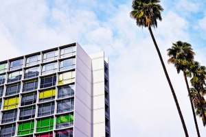 The Line Hotel in Los Angeles' Koreatown
