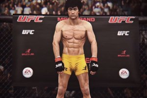 EA Sports UFC: Be Bruce Lee (Gameplay Trailer)