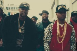 Cam'ron & A-Trak ft. Juelz Santana - Dipsh*ts (Video)