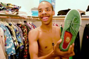 Earl Sweatshirt Tours His Hollywood Apartment