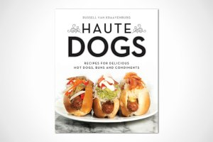 Haute Dogs - paperback book