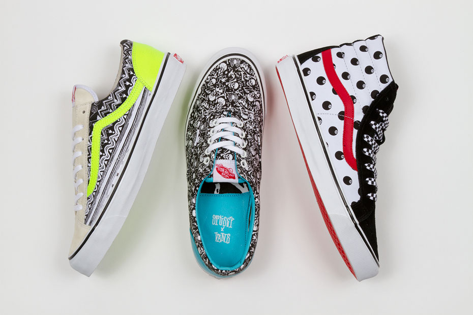 a7b65ee17f66da Vault By Vans x Stussy Spring 2014 Collection
