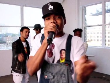 XXL Freshman 2013 Cypher: Chance The Rapper, Kevin Gates, Isaiah Rashad