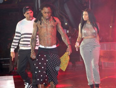 Nicki Minaj brings out Lil Wayne, Drake to Summer Jam 2014