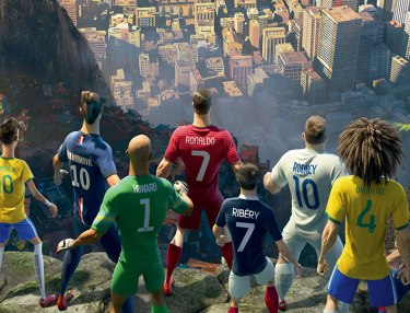 Nike Football - 'The Last Game' Animated Film