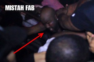 Mistah FAB Punched In New Clip From DJ Mustard Fight