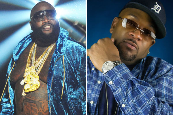 Rick Ross and Trick Trick