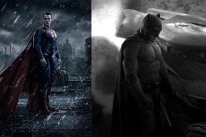 Superman (Henry Cavill) and Batman (Ben Affleck)