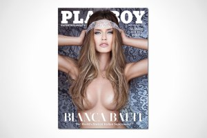 Bianca Balti Playboy July/August 2014 issue