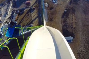Meet Verruckt: The World's Tallest Water Slide