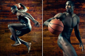 ESPN The Magazine: The Body Issue 2014