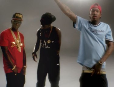 K Champ ft. Lil Boosie, YG, Too Short - Cut Her Off (Remix) (Video)