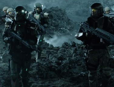 Halo: Nightfall (Series Trailer)