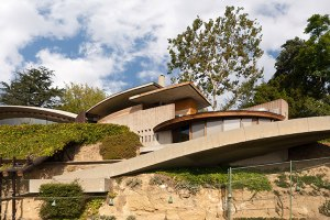 $7.5 Million Hollywood Home By John Lautner