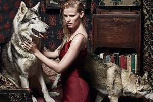 Kate Moss Turns Director For British Vogue