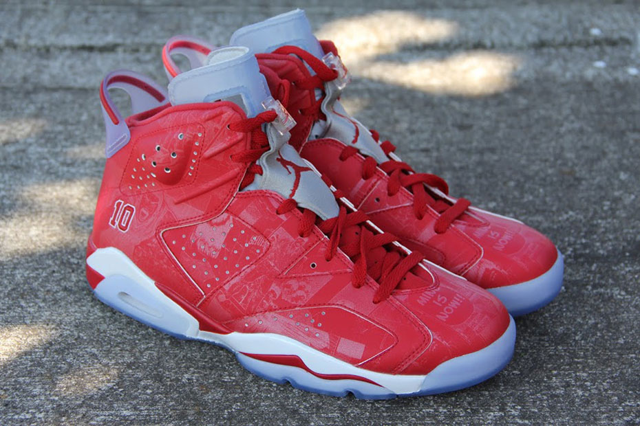 reputable site f2e31 4be65 Air Jordan 6 Retro  Slam Dunk